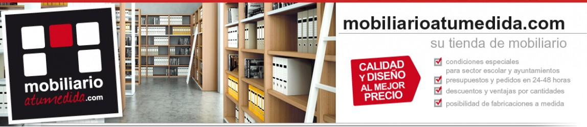 Mobiliario a tu medida - Bibliotecas