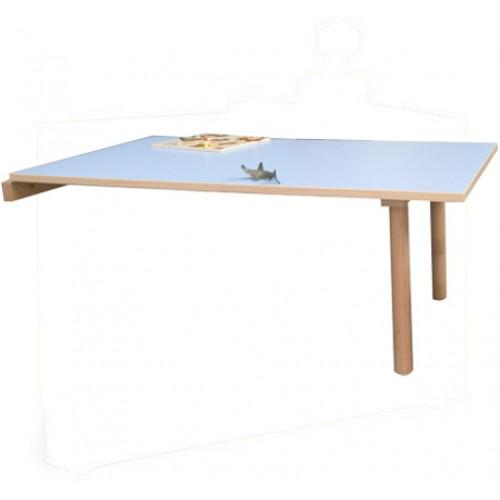 Mesa infantil madera abatible - Mesa infantil madera ...