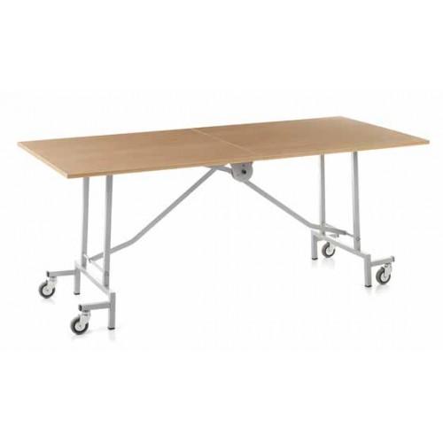 mesa comedor plegable